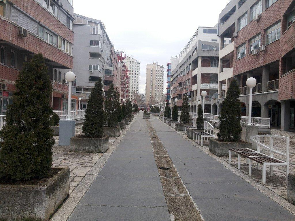 5.0, NOVI BEOGRAD, YBC, Bulevar Mihaila Pupina, 121m2 (150m2)